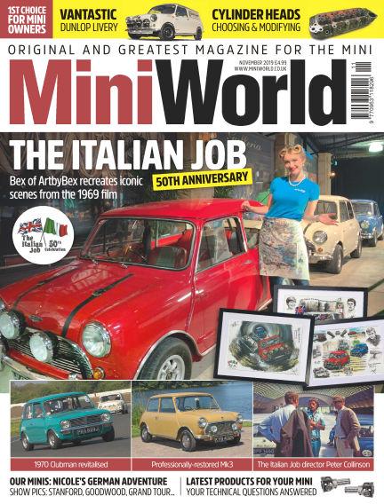 Mini World October 10, 2019 00:00