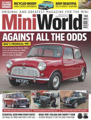 Mini World March 2020