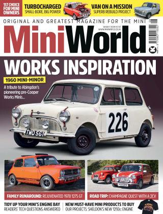 Mini World August 2020