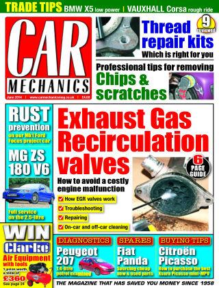 Car Mechanics June 2014