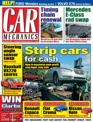 Car Mechanics September 2014