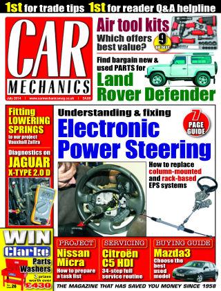 Car Mechanics July 2014