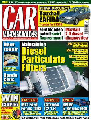 Car Mechanics March 2014