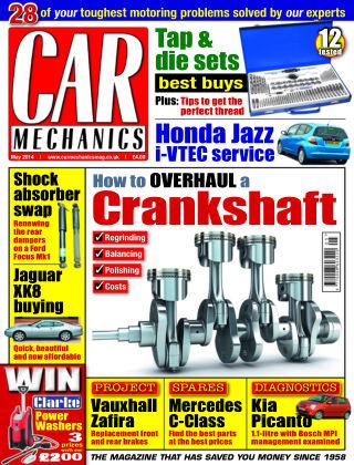 Car Mechanics May 2014