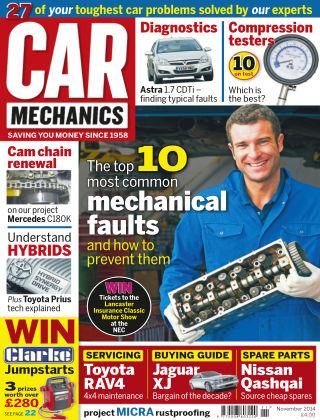 Car Mechanics November 2014