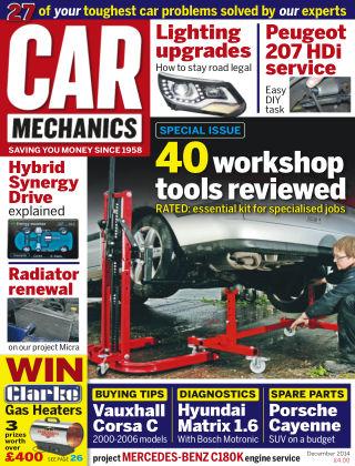 Car Mechanics December 2014