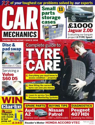 Car Mechanics February 2015