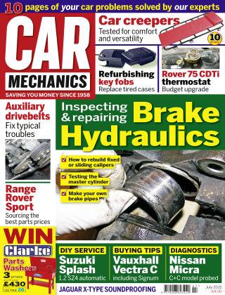 Car Mechanics July 2015