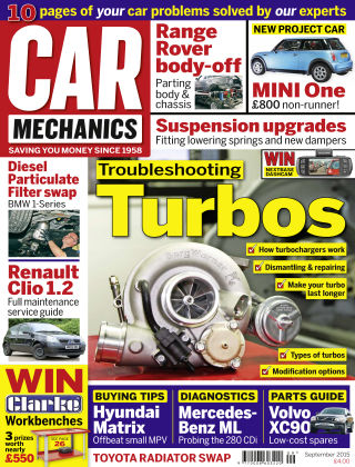 Car Mechanics September 2015