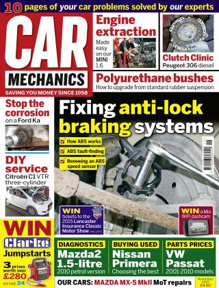 Car Mechanics November 2015