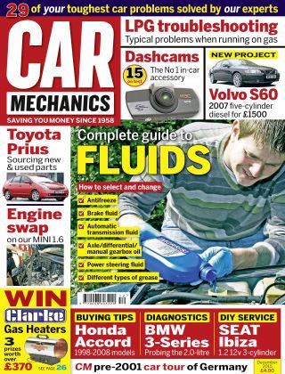 Car Mechanics December 2015