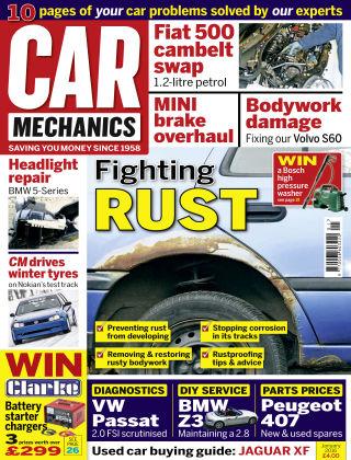 Car Mechanics January 2016