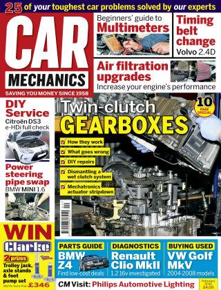 Car Mechanics February 2016