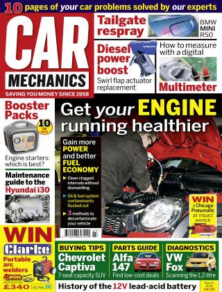 Car Mechanics March 2016