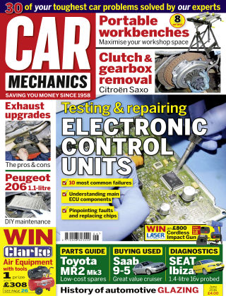 Car Mechanics June 2016