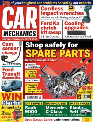 Car Mechanics October 2016