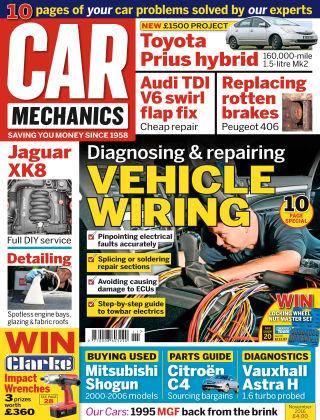 Car Mechanics November 2016