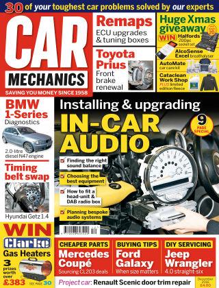 Car Mechanics December 2016