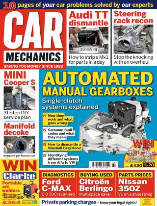 Car Mechanics March 2017