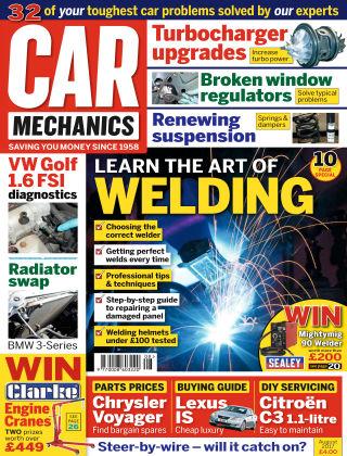 Car Mechanics Aug 2017