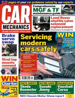 Car Mechanics January 2018