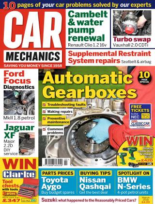 Car Mechanics Mar 2018