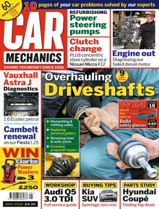Car Mechanics May 2018