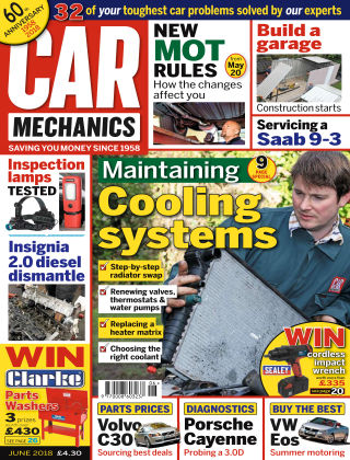 Car Mechanics Jun 2018