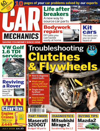 Car Mechanics Jul 2018