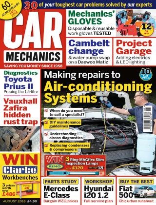 Car Mechanics Aug 2018