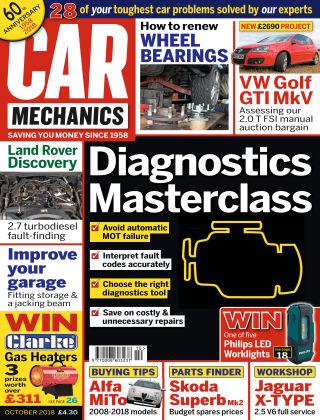 Car Mechanics Oct 2018