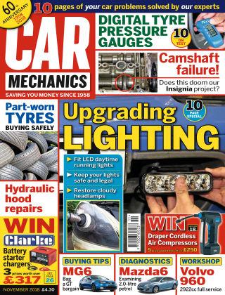 Car Mechanics Nov 2018