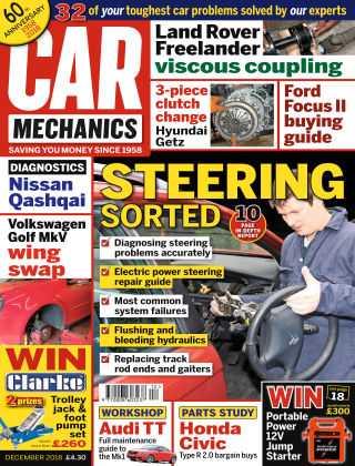 Car Mechanics Dec 2018