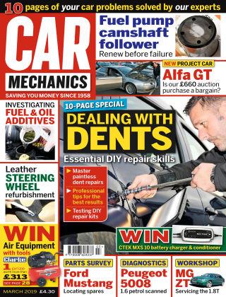 Car Mechanics Mar 2019