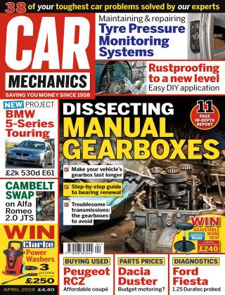 Car Mechanics April 2019