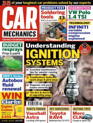 Car Mechanics Jun 2019