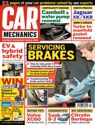 Car Mechanics Sep 2019