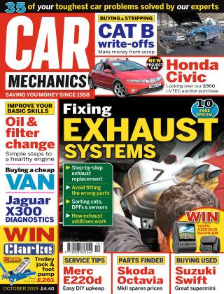 Car Mechanics Oct 2019