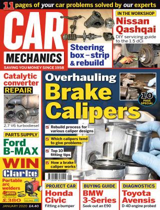Car Mechanics Jan 2020