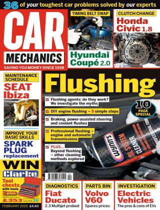 Car Mechanics Feb 2020