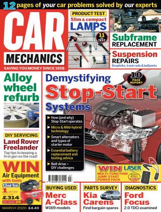 Car Mechanics Mar 2020