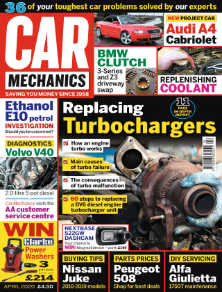 Car Mechanics Apr 2020