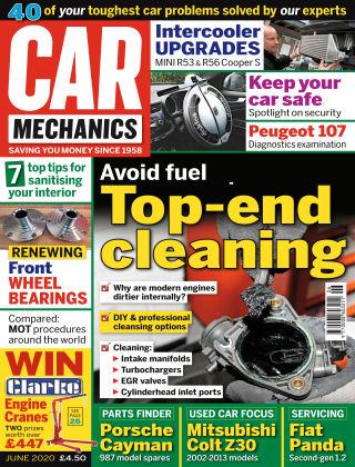 Car Mechanics Jun 2020