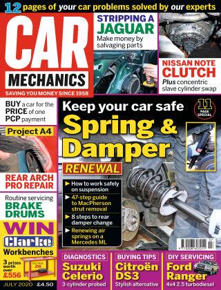 Car Mechanics Jul 2020