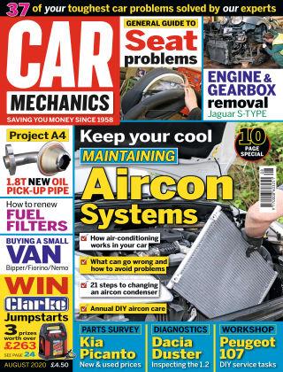 Car Mechanics August 2020