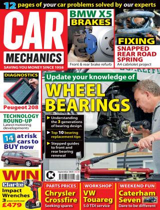 Car Mechanics September 2020