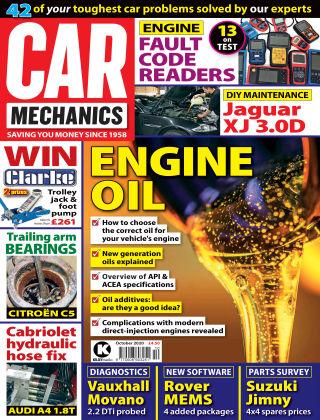 Car Mechanics October 2020