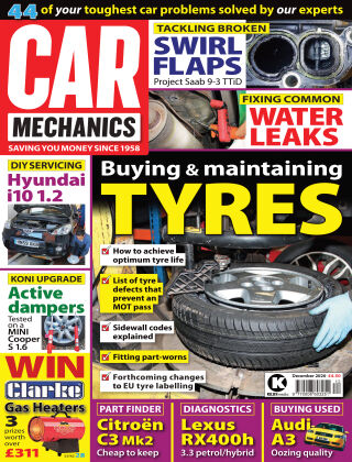 Car Mechanics December 2020