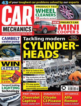 Car Mechanics February 2021