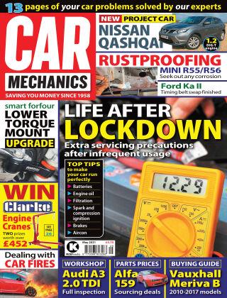 Car Mechanics May 2021